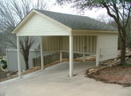 Carport Addition - Cedar Park, TX