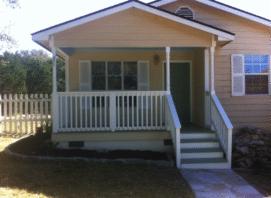 Porch & Deck Restoration - Cedar Park, TX