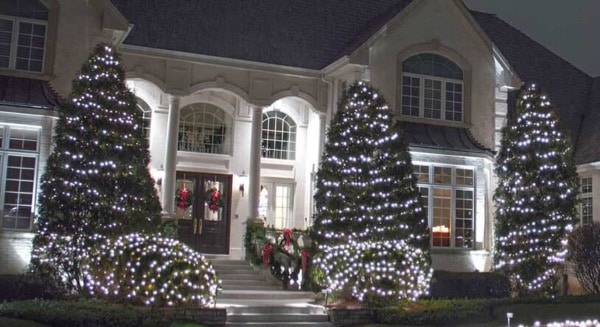 Christmas Lights Installation Service Company