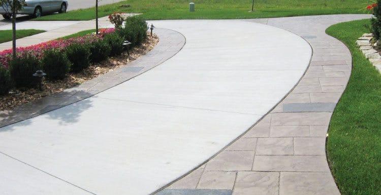 Concrete Walkway Installation Company
