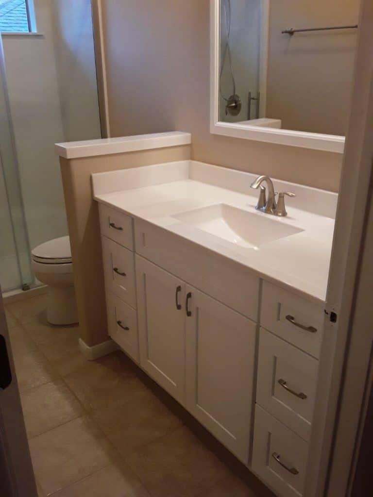 Bathroom Remodel Shower Install Cedar Park